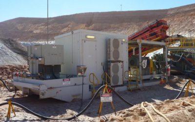 Cristal Mining, Gingko Fault Study/Protection & Coordination & Arc Flash Study
